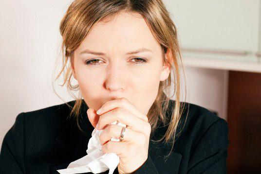 Симптомы хронического бронхита