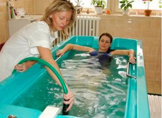 Процедура радоновая ванна